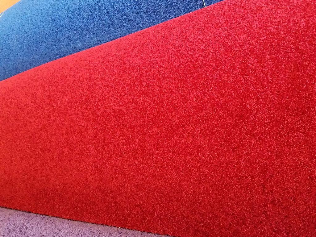 Carpet Manufacturers Warehouse Event And Fun Colors